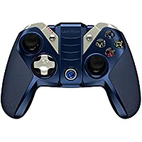 GameSir M2 MFI Lisanslı Kablosuz Oyun Kolu / Kontrolcüsü Joystick iOS / Apple TV / Android / PC ile Uyumlu - Blue