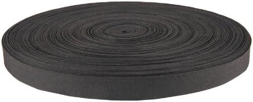 Polypro 1 Inch Black Polypropylene 50 Yards Binding Country Brook Design
