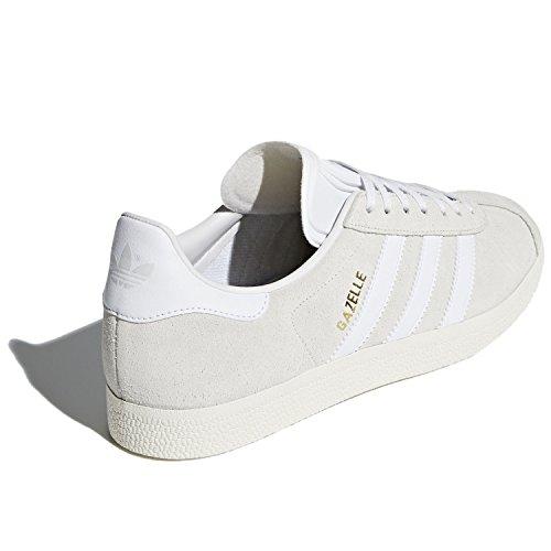 Adidas Hommes Gazelle Originaux Chaussure Décontractée Gris / Gris / Gris