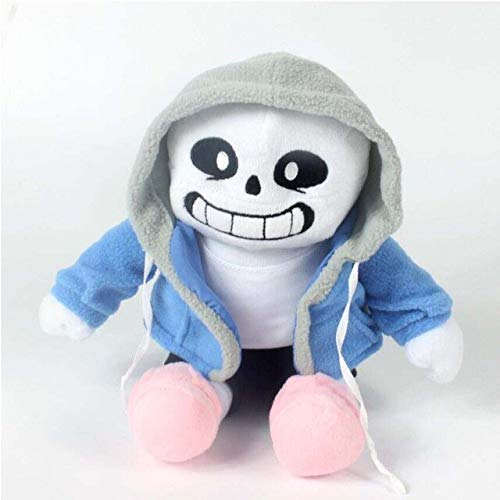 YOYOTOY 22Cm Undertale Plush Toy Plush Stuffed Animal Dolls for Kids Gift Thing You Must Have 7 Year Old Boy Gifts Girl S Favourite Superhero Party Favors Unboxing Kit by YOYOTOY
