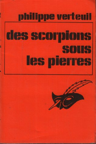 scorpion 09 le masque de la verite n e