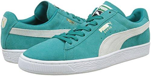 18 Unisex Adulto puma gold Sneaker Verde navigate – Suede White Puma Classic xPHwT7BS