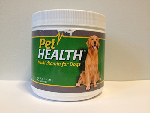 PetHealth Multivitamin Formula for Dogs 11oz