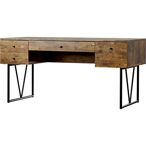 Industrial Writing Desk by Clever and Modern