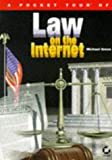A Pocket Tour of Law on the Internet, Michael Gross, 0782117929