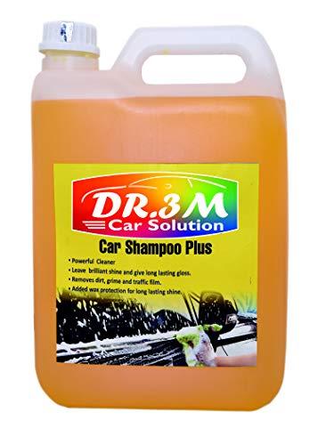 DR3M CAR Shampoo Plus 5ltr.