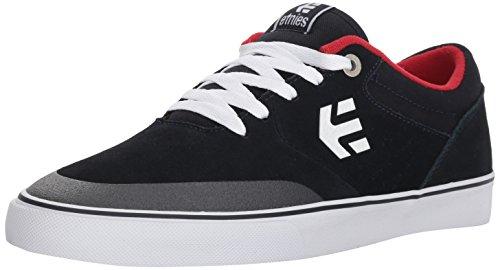 Etnies 4101000425, Scarpe da Skateboard Uomo Blu (475-navy/White/Red 475)