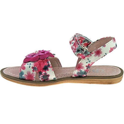 Lelli Kelly LK7578 (AN02) Fuchsia Fantasy Dalia Sandals-30 (UK 12)