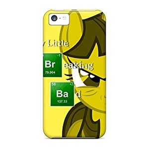 Top Quality Rugged My Little Breaking Bad Case Cover For Iphone 5c