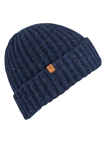 Burton Branch Beanie, Mood Indigo, One (Fold Down Earflaps)