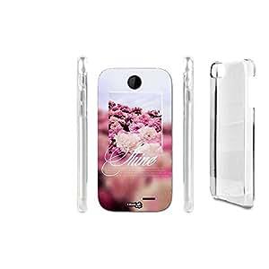 FUNDA CARCASA SHINE BLUME PARA HTC DESIRE 310