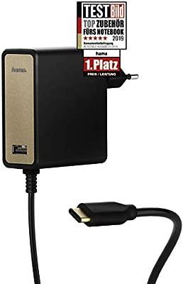 Hama 00054184 Cargador USB-C Power Delivery y Thunderbolt 3 ...