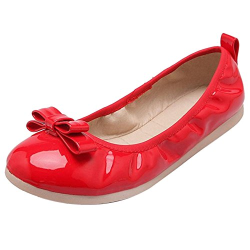 Coolcept Red 2 Plano Zapatos de Mujer Tacon Para Oa7Owqr