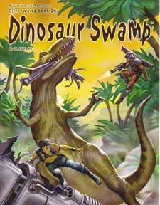 Download RIFTS Dinosaur Swamp PDF