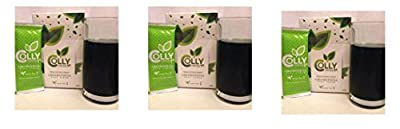 Beauty Set : 3 Units of Colly Chlorophyll Plus Fiber Belly Fat Slimming Tea - Detox/ Weight Loss Dtox [Free Facial Hair Epicare Spring A1Remover]