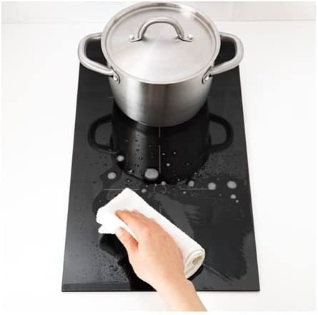eLisa8 MÖJLIG - Placa de inducción Domino + Booster, Color Negro: Amazon.es: Hogar