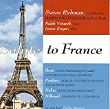 Salute to France: Rarely Heard Masterpieces by Hahn, Milhaud, Ibert & Poulenc