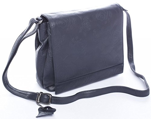 manufaktur Tief Hoch Handtaschen Josephine 24 21 Cm Breit 8 Giorno Poschette Osthoff Blu Ca 7 5 Donna nExOa