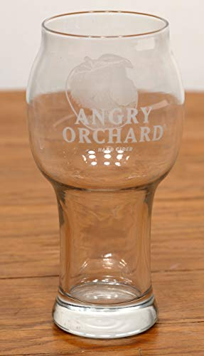 Angry Orchard Signature Cider Glass