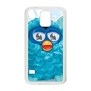 Blue lovely animal Cell Phone Case for Samsung Galaxy S5
