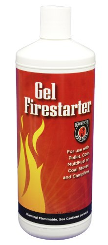 MEECO'S RED DEVIL 432 Gel Firestarter