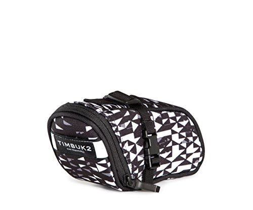 Timbuk2 Bicycle Seat Pack Print Shatter Triangles Bike Accessories (Bicycle Seat Pack Timbuk2)