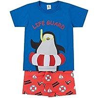 Conjunto Pinguim 5431 Royal
