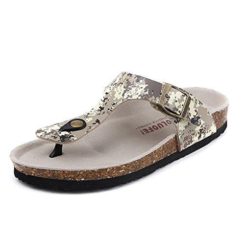 Fankou Männer Sind im Sommer Kühl und Student Lounge Hausschuhe Schuhe Frauen Paare Schuhe Hausschuhe für Frauen 43 F 30faa0