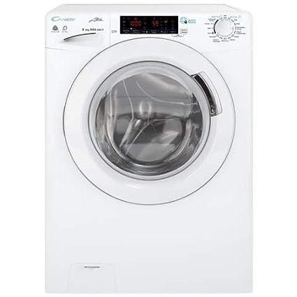 Candy GVW 585 B Color/GVW 585 twc lavadora 8 kg: Amazon.es ...