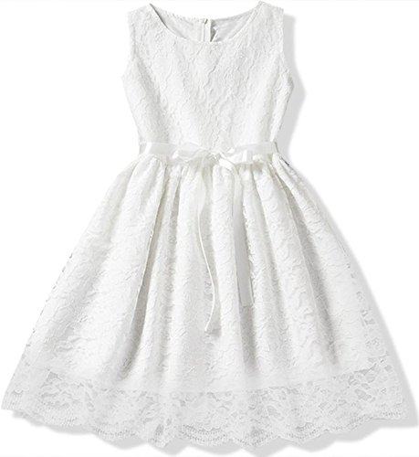 Summer Flower Dress Girl Princess Costume Dresses Girl Party Wear Tulle Kids Children Prom Gown 4-10 Years,As Photo,5