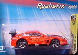 (2005 Ferrari 575 GTC Hot Wheels Collectible - Realistix Series - 3)