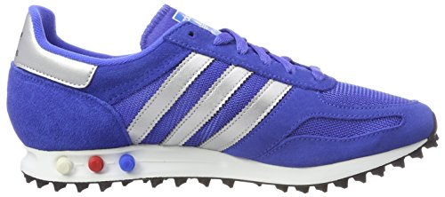 Uomo Blue Trainer Ginnastica Scarpe La sld Blue Da hi Blu metallic hi res res Adidas Silver xq5XZC15