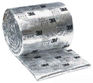 3M (615+48) Fire Barrier Duct Wrap 615+, 48 in x 25 ft, Roll, 1/case [You are purchasing the Min order quantity which is 1 ROLL] - 3m Fire Wrap