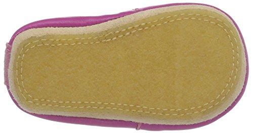 Easy Peasy Blublu Chouette - Zapatillas de casa Bebé-Niños Pink (fushia)
