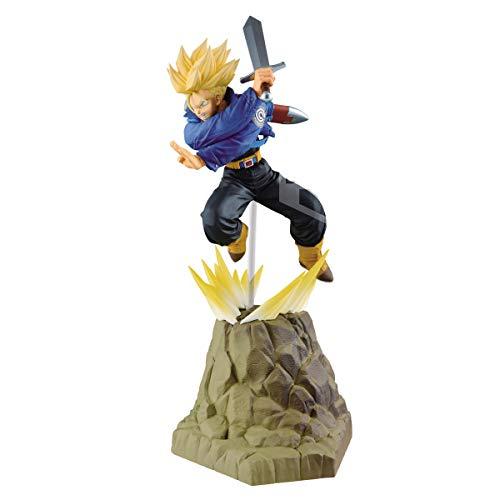 Banpresto - Figurine Dragon Ball Z - Absolute Perfection Trunks Super Saiyan 15cm - 3296580824342