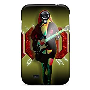 Awesome HfkVy8434eXOGS Loving Sky Defender Tpu Hard Case Cover For Galaxy S4- Angus