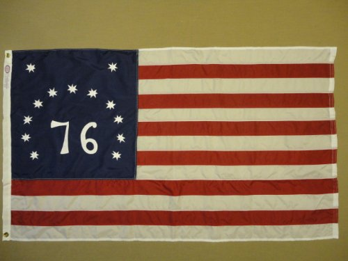 Annin Flagmakers Bennington Traditional Flag