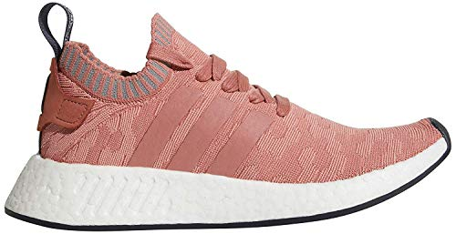 adidas Originals Women's NMD_R2 PK W Running Shoe, raw Pink/Grey Three, 7 M US