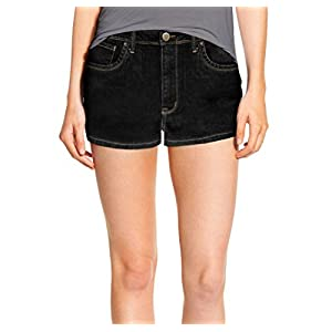 Women's 3 inch Reg 5 inch Plus Inseam Denim Shorts