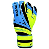 Vizari Avio F.R.F Glove, Blue/Green, Size 9