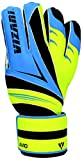 Vizari Avio F.R.F Glove, Blue/Green, Size 8