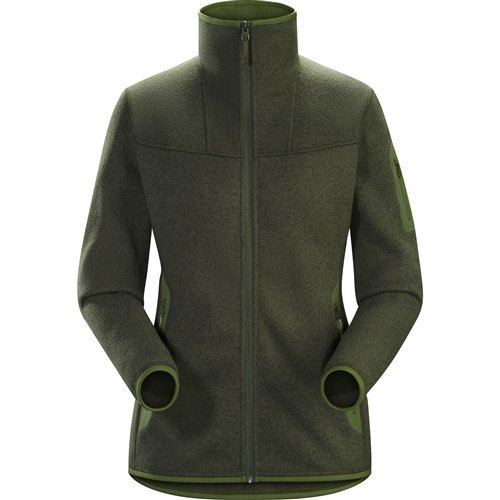 Arc'teryx Covert Cardigan Women (Small, Caper) by Arc'Teryx