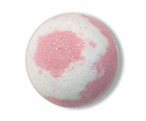SpaGlo Sex-On-the-Beach Bath Bomb - Giant 8 oz size, Made with Natural & Organic Ingredients