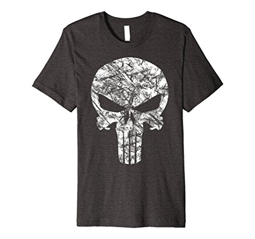 Mens U.S. NAVY SEALS PREMIUM T-SHIRT ORIGINAL NAVY SEALS SKULL Large Dark (United Premium T-shirt)