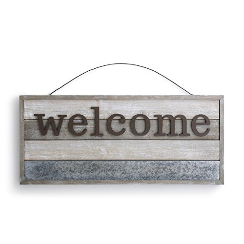 Welcome Magnetic Sign