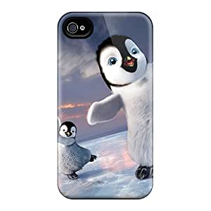(oNi9541hCnm)durable Protection Cases Covers For Iphone 6(2011_happy_feet_2)