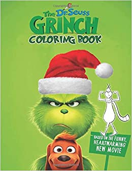 Illumination The Grinch Coloring Pages Printable | 335x260