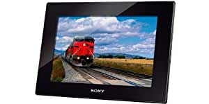 "Sony DPFHD1000B - Marco digital de 10.1""(USB, mando a distancia, 2 GB), negro"
