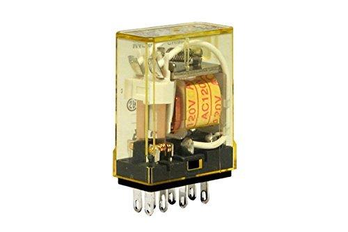 IDEC RY2S-UDC24V POWER RELAY, DPDT, 24VDC, 3A, PLUG IN (1 piece) by Idec