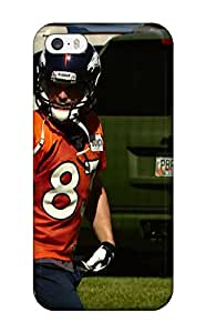 Waterdrop Snap-on Wes Welker Pictures Case For Iphone 5/5s